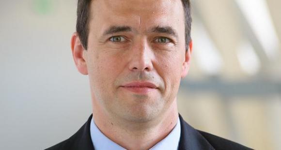 Yann Bergheaud, directeur du Service universitaire d'enseignement en ligne de Lyon 3 © David Venier - Université Jean Moulin Lyon 3