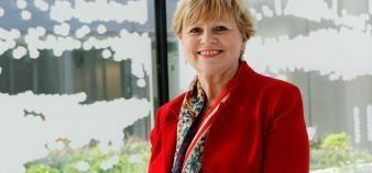 Monique Ronzeau, présidente de l'OVE. //©OVE