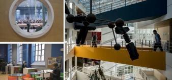 Plutôt que d'agrandir leur campus d'origine, de plus en plus d'écoles d'ingénieurs françaises privilégient l'essaimage en région pour se développer. //©Isen / Ionis group