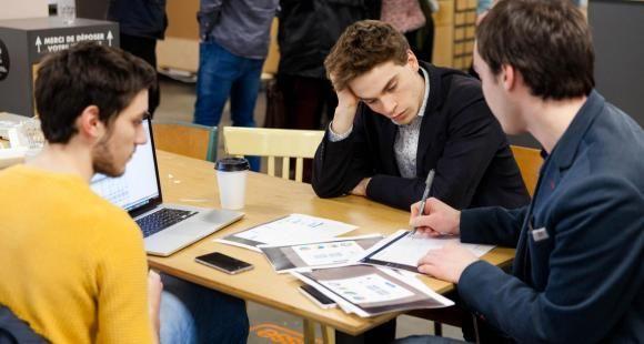 L'Innovation factory casse les codes des relations écoles-entreprises