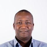 Antoine Primerose, président de l'université de Guyane