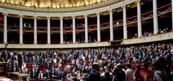 Les projets de décret prévoyant une annulation de crédits de la Mires pour 2017 doivent être examinés par la Commission des finances de l'Assemblée nationale le 18 juillet 2017. //©Denis Allard / R.E.A