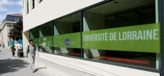 Le diplôme trilingue est le fruit d'une coopération entre l'université de Lorraine, l'université du Luxembourg et les universités allemandes de Sarre et de Kaiserslautern. //©Fred MARVAUX/REA