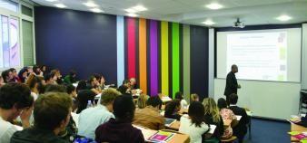 Le groupe IGS est présent sur le secteur des écoles de commerce via l'ICD. //©IGS