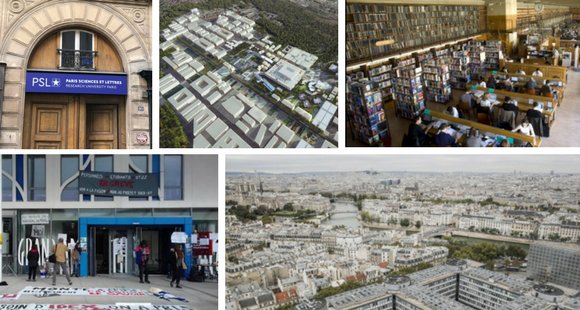 Idex : les quatre projets franciliens restent dans la course, Toulouse sort du jeu