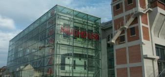 Université de Haute-Alsace : façade du campus de la fonderie © UHA