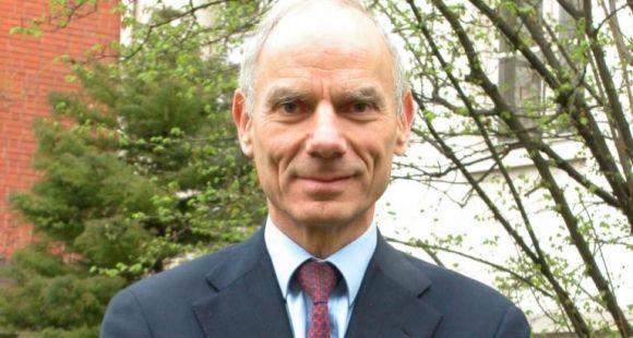 Jacques Lewiner, directeur scientifique honoraire de l'ESPCI ParisTech © D. Morisseau