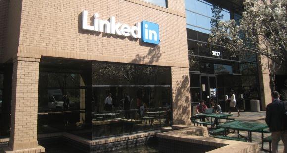 Linkedin, le siège à San Francisco