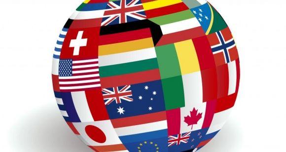 Drapeaux - Pays Etrangers