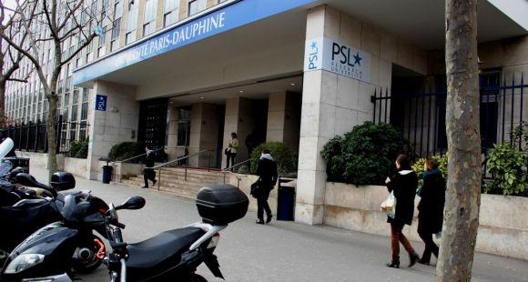 Université Paris-Dauphine © M.-A.Nourry - février 2014