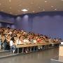 Université de Nanterre - cours d'amphi © communication université Paris Ouest Nanterre La Défense //©université Nanterre