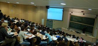 Les trois Conférences se sont accordées sur l'entrée à l'université. Une manière de peser dans le dernier round de négociation. //©Alban Dumouilla