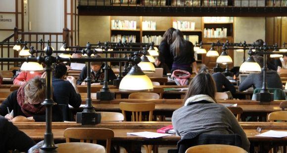Université de Bordeaux, bibliothèque du site de la Victoire