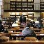 Université de Bordeaux, bibliothèque du site de la Victoire //©Camille Stromboni