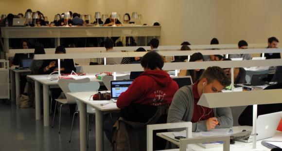 Université Paris 2 - Assas - © Camille Stromboni - 2012