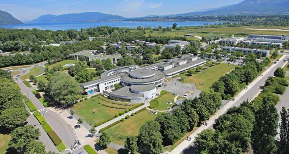 Campus Inseec Alpes-Savoie // DR