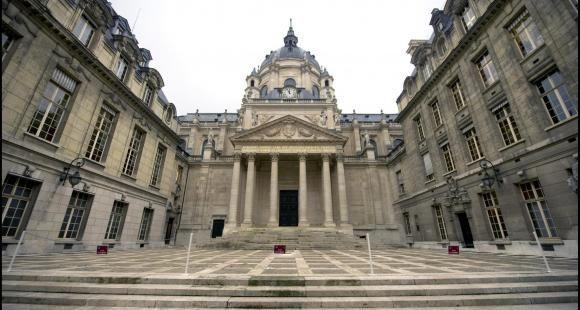 L'université Paris 1 Panthéon-Sorbonne est la seule université membre du regroupement Hésam.