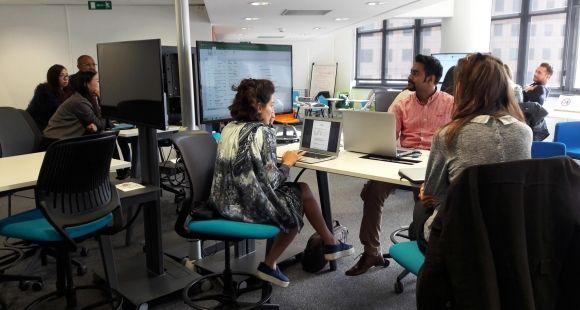 Skema a équipé son K Center en fonction des usages d'apprentissage.