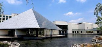 Le campus de CEIBS (China Europe International Business School) à Shanghai // DR