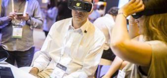 Manzalab propose des serious game, utilisant pour certains la technologie de la réalité virtuelle. //©HAMILTON/REA