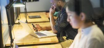 La Johnson C. Smith University s'est donnée pour mission d'enseigner l'informatique et l'entreprenariat aux élèves de 5 à 22 ans. //©plainpicture/Blend Images/Jetta Productions