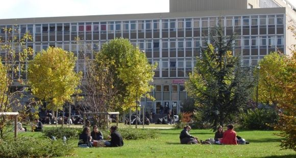 Campus de l'université de Nanterre