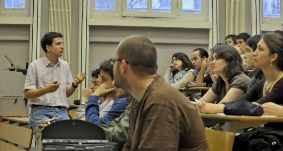 Un cours à Arts et Métiers ParisTech