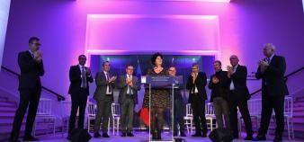 A l'occasion de ses vœux, Frédérique Vidal a annoncé une enveloppe supplémentaire pour les chercheurs. //©ministère de l'Enseignement supérieur et de la recherche