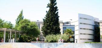 L'université de Montpellier //©UM2