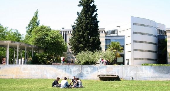 L'université de Montpellier