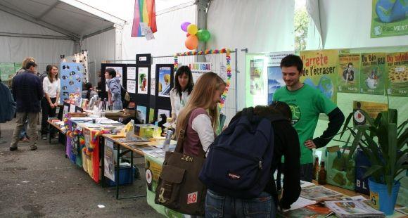Les associations étudiantes oeuvrent déjà pour des campus plus soucieux du développement durable.