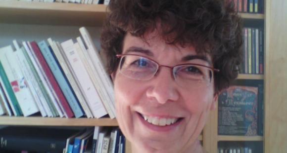 Michèle Monte, professeure en sciences du langage à l'université de Toulon