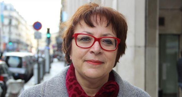 Sylvie FAUCHEUX - ancienne rectrice de Dijon - ex-présidente de l'université de Versailles-Saint-Quentin ©CS février2014
