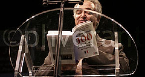 Jacques Attali, le 23 janvier 2008