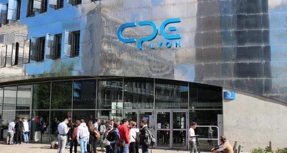"""G. Pignault : """"CPE Lyon devrait accueillir 140 étudiants en apprentissage en 2020-2021."""""""
