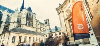 FBS Amiens est redevenue l'ESC Amiens. L'association FBS sera dissoute le 30 avril 2015. //©ESC Amiens