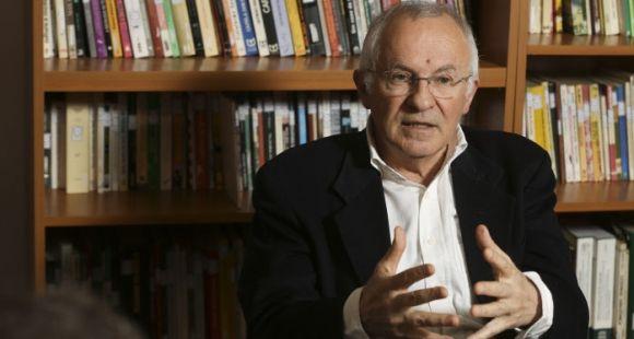 François Dubet, sociologue //©HAMILTON/REA