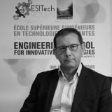 Claude Rozé, directeur de l'ESITech //©ESITech