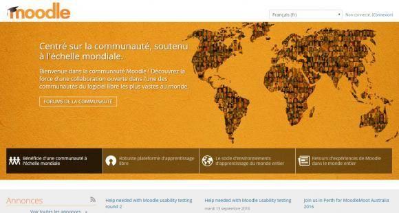 Moodle revendique près de 94 millions d'utilisateurs à travers le monde.