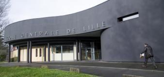 Centrale Lille, Chimie Lille et l'Ensait souhaiteraient fusionner dans un grand établissement de type INP. //©Jean-Michel André / R.E.A