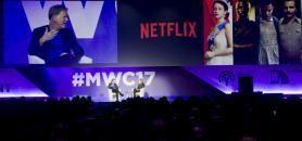 En juin 2017, le système développé par l'université de Nantes a été présenté au Mobile World Congress de Barcelone. //©JORDI BOIXAREU/ZUMA/REA