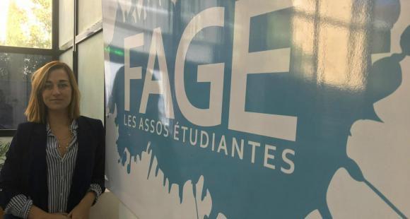 Orlane François a été élue présidente de la Fage le 29 septembre 2018.