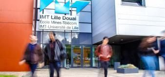 IMT Lille Douai s'engage dans une perspective de croissance //©IMT Lille Douai