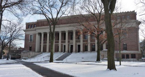 Le campus de Harvard © J.Gourdon - janvier 2014