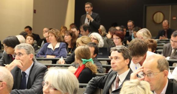 Assises ESR en Ile-de-France – octobre 2012 – ©Camille Stromboni