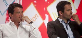 Les candidats, tous les deux anciens ministres, plaident en faveur d'une augmentation du budget de l'enseignement supérieur à hauteur de 1 milliard d'euros. //©Denis Allard/REA