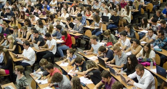 Première rentrée post-Parcoursup : une année test dans les universités