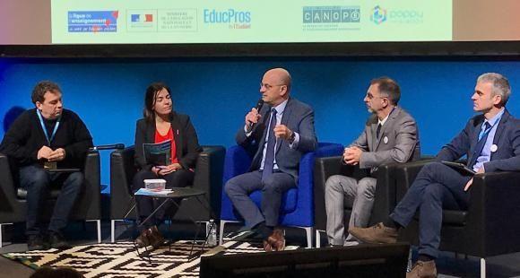 """Jean-Michel Blanquer : """"La robotique est une formidable opportunité pédagogique"""""""