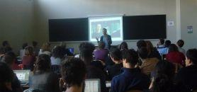 Entre autres actions, Sorbonne-Paris-Cité a mis en place une formation des doctorants à la pédagogie universitaire. //©Sophie Blitman