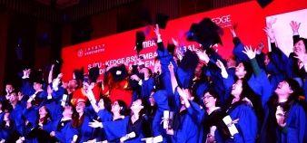 Kedge à Shanghai, cérémonie de diplomation du Global MBA fin 2014 //©Etienne Gless